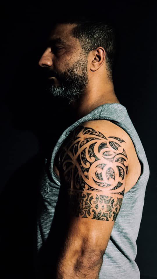maori dövme ankara dövmeci