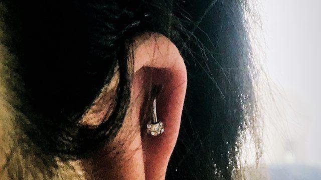 kıkırdak içi piercing