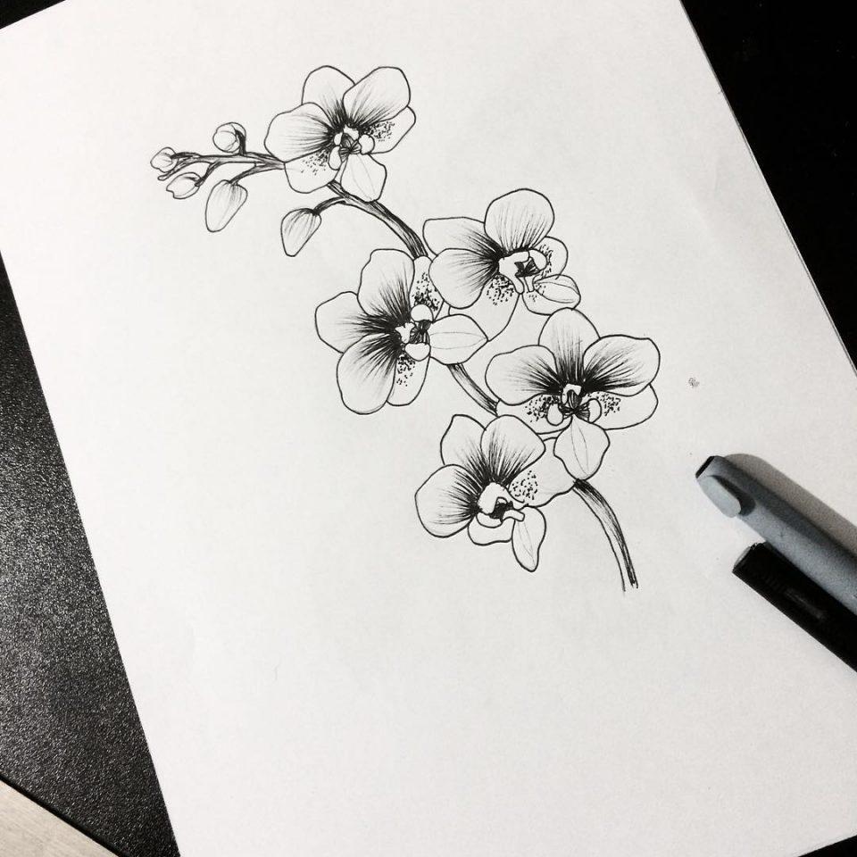 ççiçek dövme modelleri