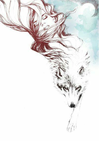 wolf tattoo desings