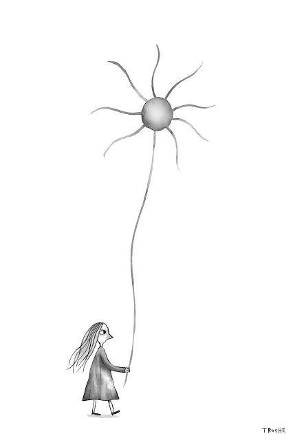 kız güneş dövme modeli