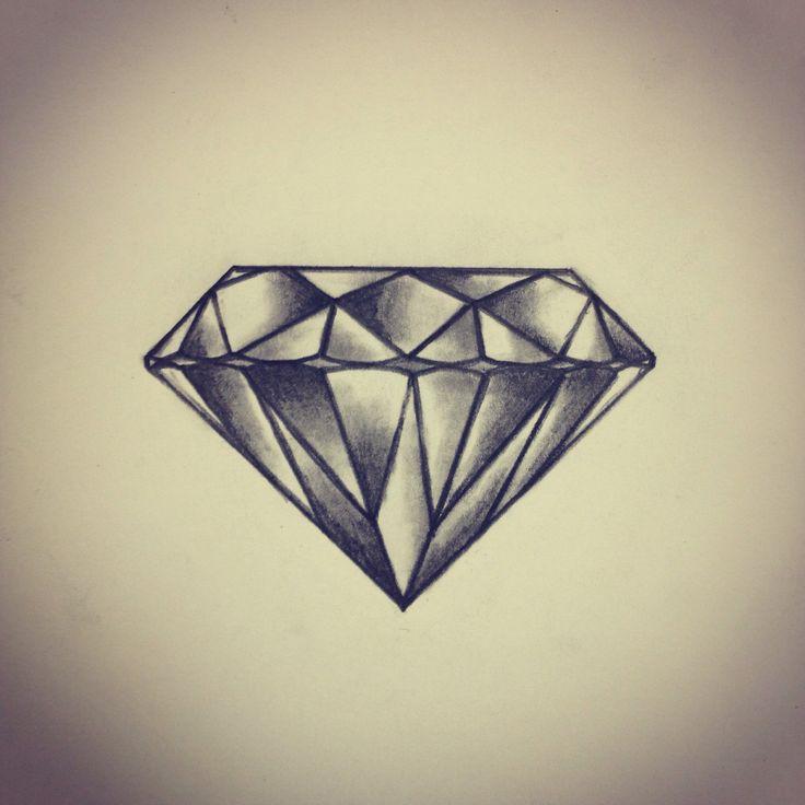 diamond tattoo desings