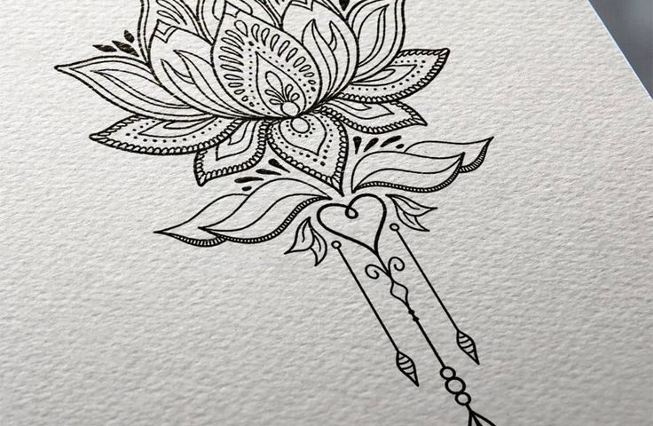 lotus-flower-tattoo-design-mnd2