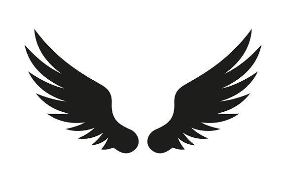 wing tattoo desing